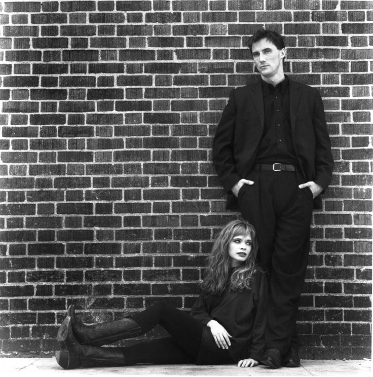 """Adrienne Shelly and Robert Burke in Hal Hartley's """"The Unbelievable Truth"""""""