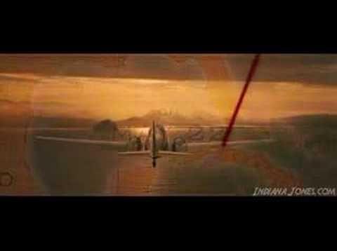 Indiana Jones 4 - Kingdom of the Crystal Skull Trailer #2 HD