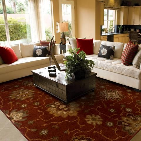 75 best Red Area Rugs images on Pinterest | Red area rugs, Carpets ...