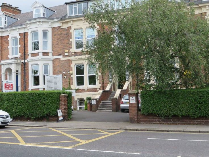 Location on Osborne Road, Jesmond