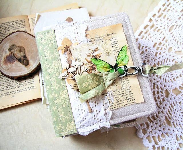 Lovely things: Ботанический блокнот и про мой новый резак Xcut