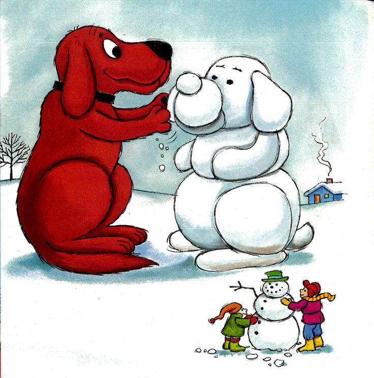 15 best images about CLIFFORD THE BIG RED DOG on Pinterest ...