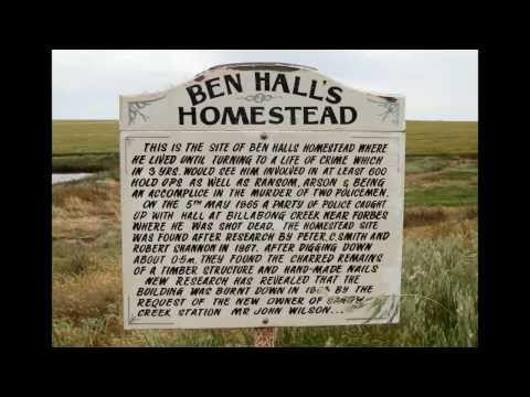 BEN HALL Bushranger Sandy Creek Station