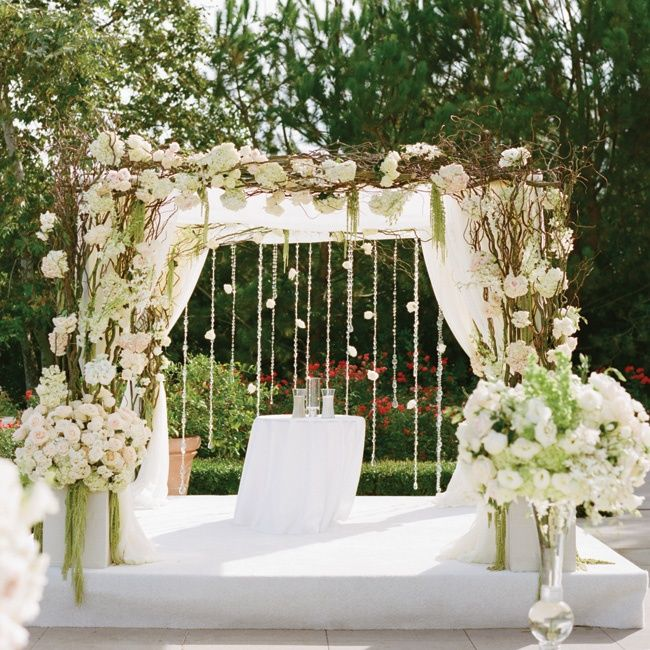 Wedding Decorations For Less: 15 Must-see Wedding Canopy Pins