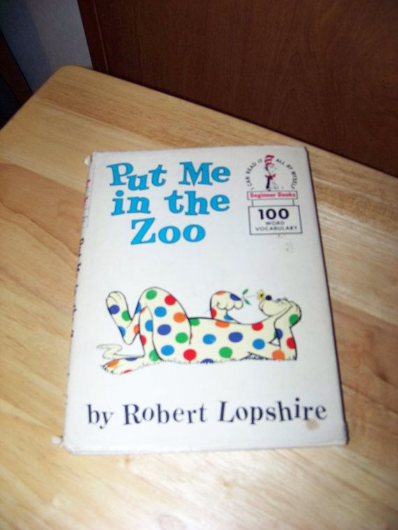 Vintage Robert Lopshire Classic Childrens Book by AlloftheAbove, $29.00