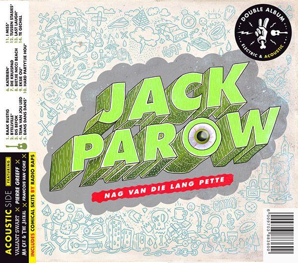 Jack Parow - Nag van die lang pette. on Behance