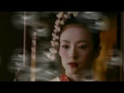 "Found this amazing creation on youtube ~ One of my favorite songs from my favorite opera ""Madame Butterfly"", set with a video from ""Memoirs of a Geisha"", a film based on the novel. Beautiful! ♥"