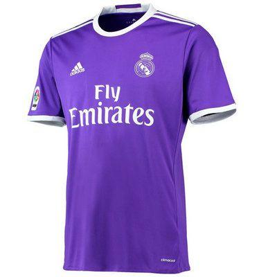 Segunda Equipacion Camiseta Real Madrid 2016-2017