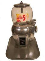 Atlas bantam Gumball Machine