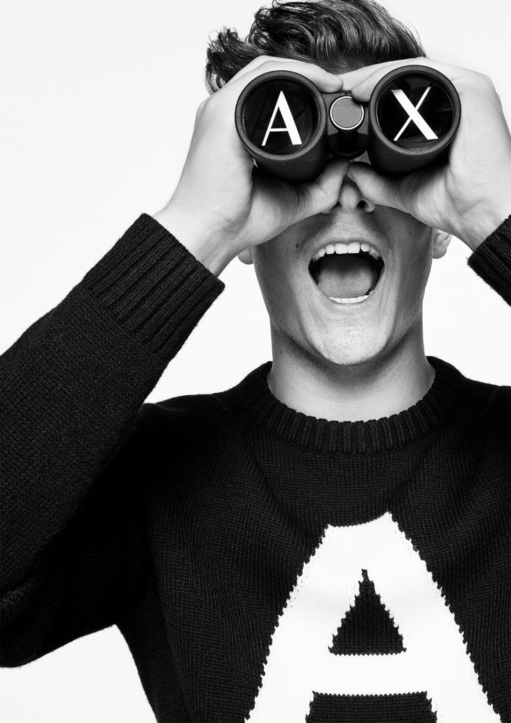 Martin Garrix ---- Cara Delevingne, Martin Garrix and Li Yifeng are the new protagonists of the A|X Armani Exchange FW 2017/18 campaign