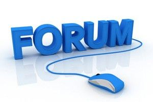 Using Forums To Build Your Internet Home Business