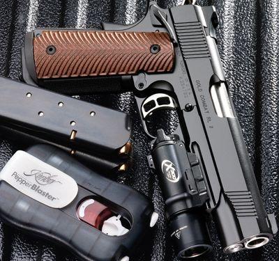 Kimber America | Custom Shop 1911 Pistols