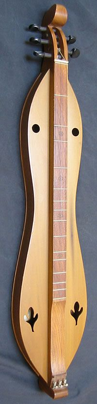 "Dulcimer    The dulcimer is one of the few original American musical instruments. It's ancestor, the scheithlot, was found in the late 1700's in Pennsylvania. The Appalachian people changed this instrument and came up with the dulcimer in the 1800's. The word dulcimer means ""sweet song"", and that describes it well. The Appalachian dulcimer is shaped like an hourglass, or like a woman, as many say. In those days women playing a stringed instrument were not allowed to stand in front of the…"