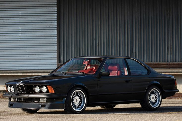 Sothebys Puts Ultra Rare 1987 BMW Alpina Up For Sale