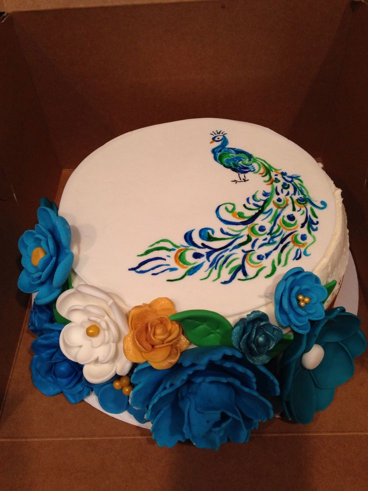 18 best Shelby peacock bd images on Pinterest Peacock cake