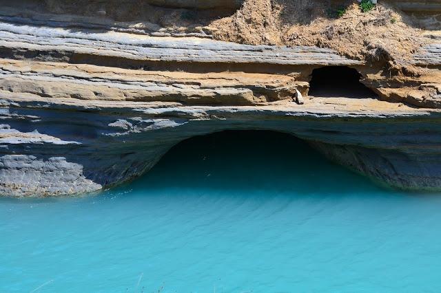 Sidari Cave