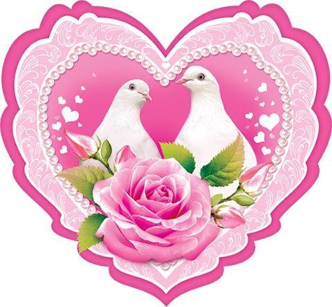 Открытки с голубками на свадьбу, карандашом надписи легкие