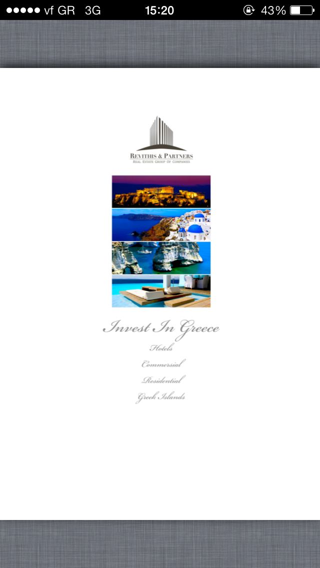 Revithis & Parthers since 1990, works on the most luxury villas in Greece. Www.a-mykonos.gr