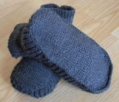 CHAUSSONS HOMME2