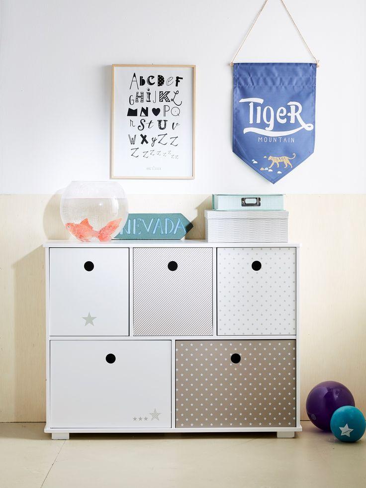 17 best ideas about meuble de rangement enfant on - Rangement chambre enfant ikea ...