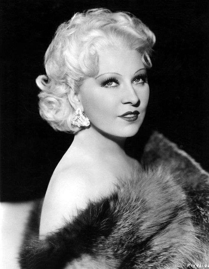 Mae West~~~AFI #15 female screen legend