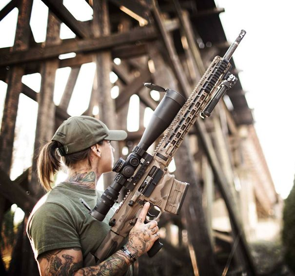 Badass Afghanistan Vet Helps Rangers Hunt Down Poachers In Africa | Bored Panda