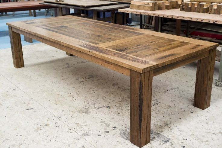 194 best ash design ideas images on pinterest woodworking dining recycled timber furniture dining tables recycled timber dining tables collingwood showroom malvernweather Choice Image