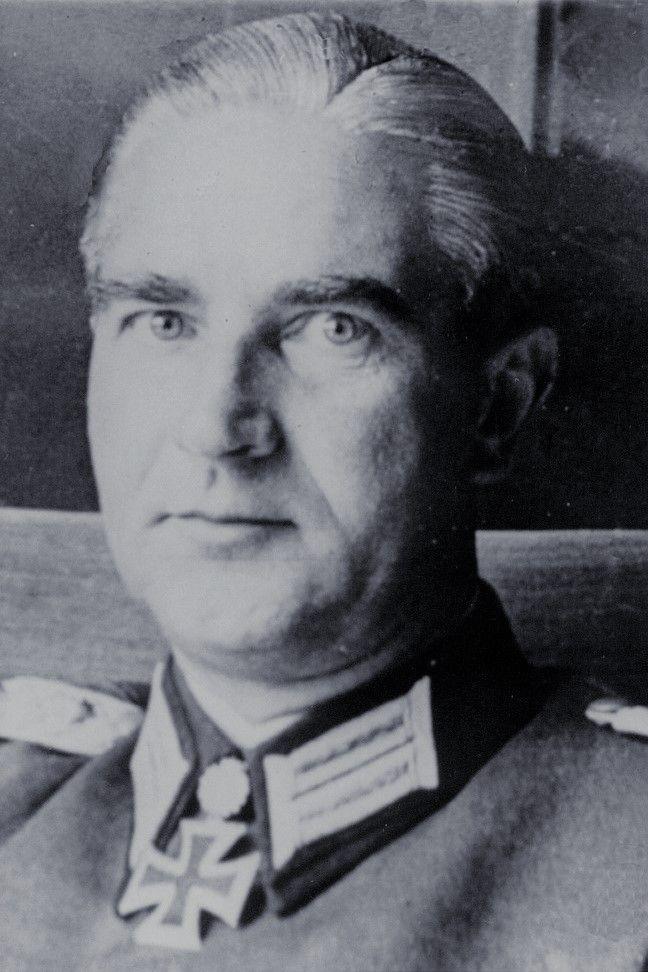 Oberstleutnant d.R. Walther Sievers (1902-1982), Kommandeur Grenadier Regiment 415, Ritterkreuz 19.12.1942, Eichenlaub (379) 29.01.1944