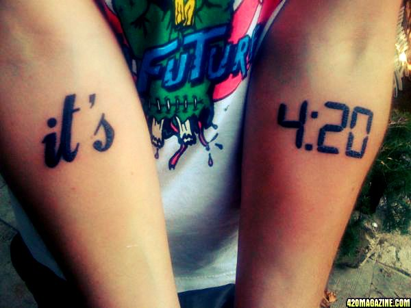 20 Stoner Small Tattoos Ideas And Designs