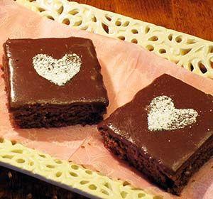 Tänään leivotaan Suklaaruudut ystävälle ilman valkoisia jauhoja!