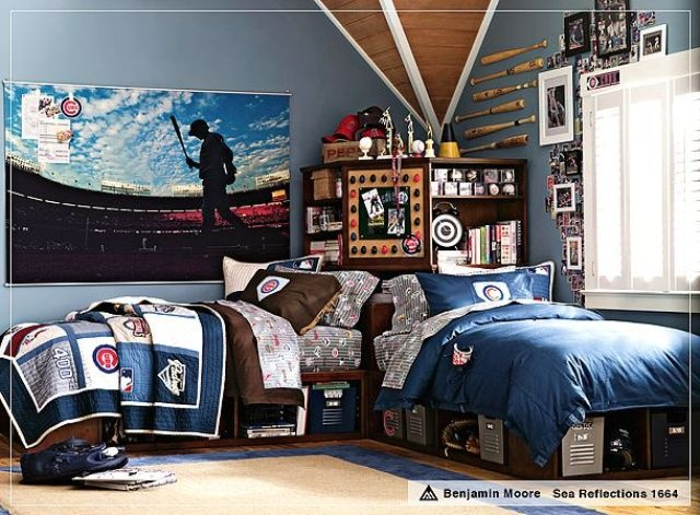 17 best images about jax baseball room on pinterest bedroom boys eat sleep and plays. Black Bedroom Furniture Sets. Home Design Ideas