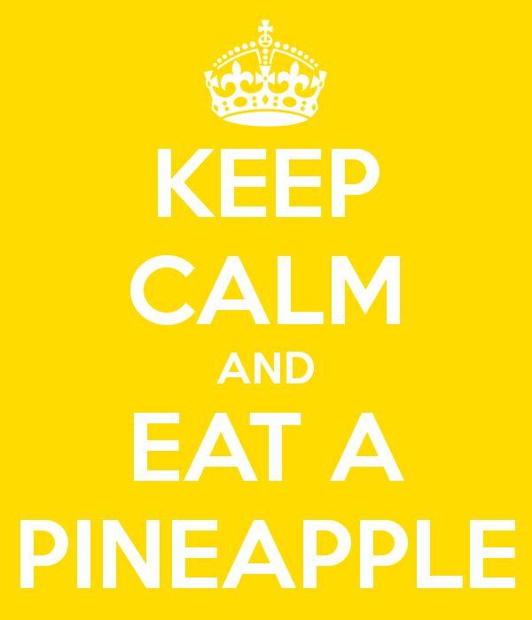 If it has pineapple in it... - The Little Ferraro Kitchen