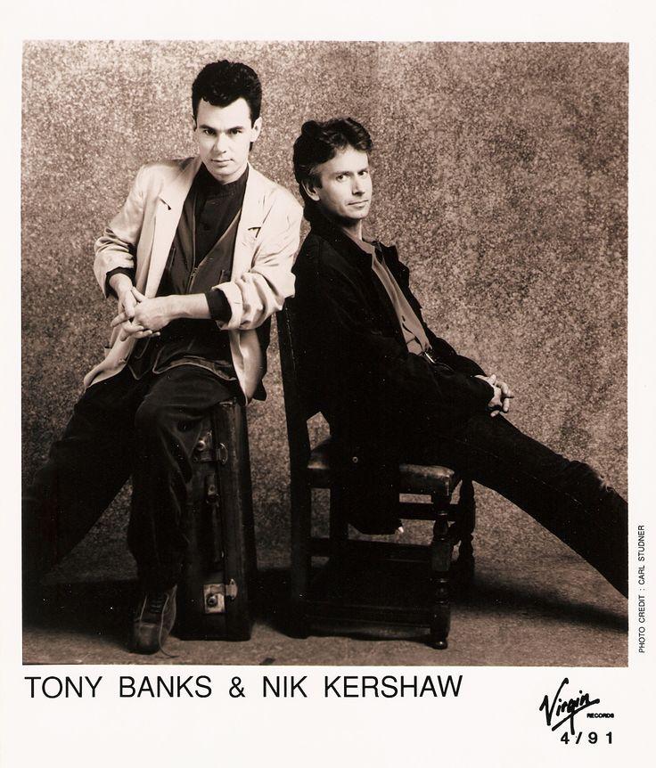 banks & nic kershaw