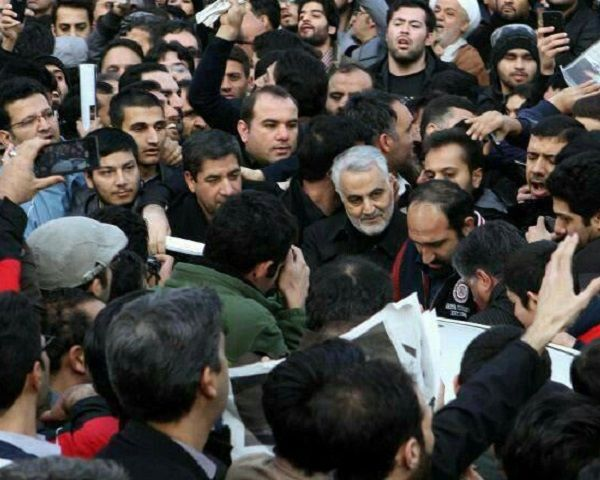 Iran Mourns Akbar Hashemi Rafsanjani's Death, Huge Crowd Attends Funeral - http://www.morningledger.com/iran-mourns-akbar-hashemi-rafsanjanis-death-huge-crowd-attends-funeral/13135649/