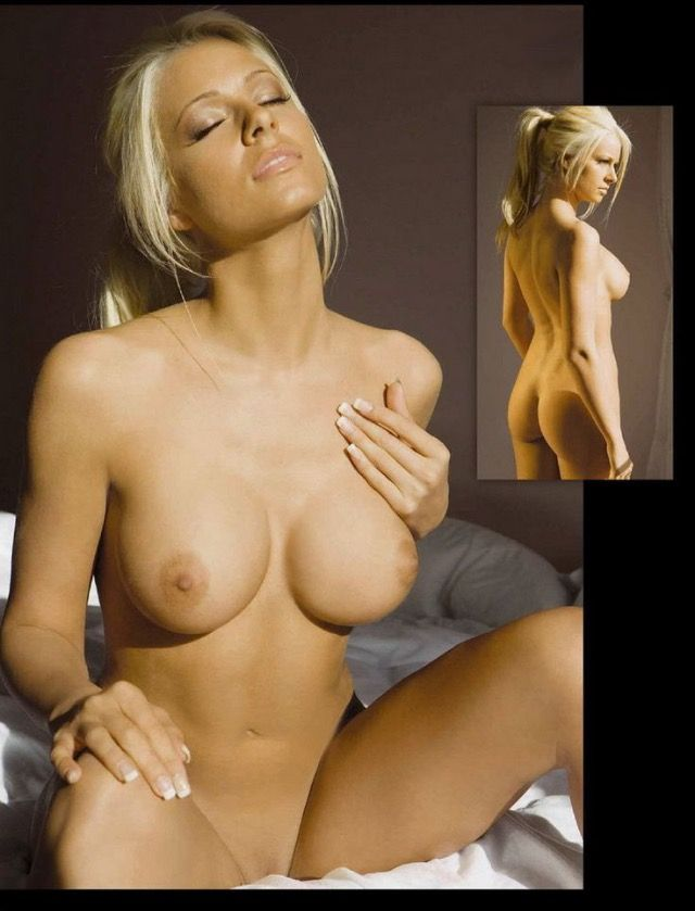 Nude pictures of maryse