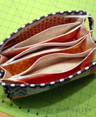 crazy mom quilts: sew together bag