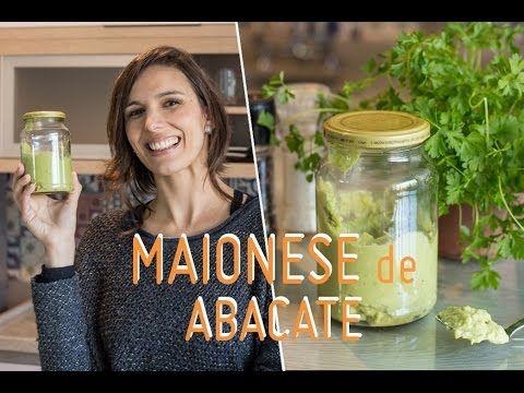 MAIONESE de ABACATE: receita saudável e gostosa para seu hambúrguer caseiro