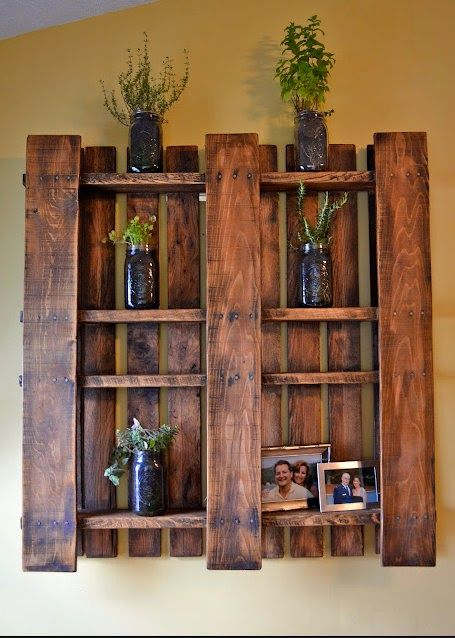 * Pallet Projects *
