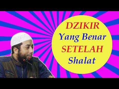 Apa Yang Harus Dilakukan Jika Lupa Jumlah Rakaat Shalat - Ustadz Khalid Basalamah - YouTube