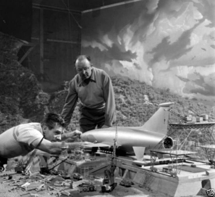17 Best images about WHEN WORLDS COLLIDE (1951) on ...