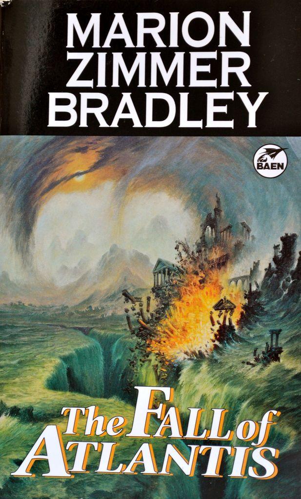 Marion Zimmer Bradley - The Fall of Atlantis