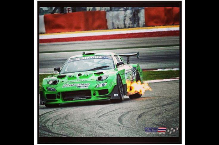 Blasting @ Sepang circuit 2013