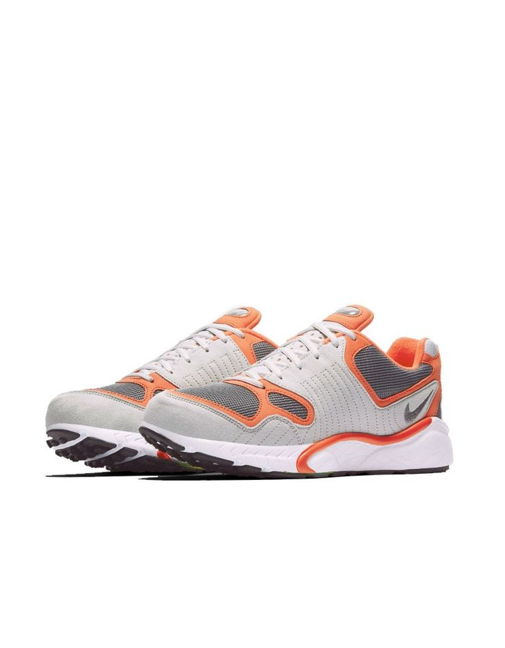 Nike Air Zoom Talaria: Grey/Orange