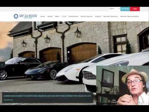 part 3 My 24 Hour Income Review by Ed Kirwan  My24 https://youtu.be/tw9OGZSyD-c ...