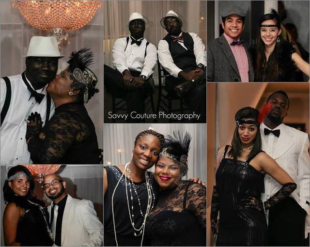 Harlem Nights 30th Birthday Bash!   CatchMyParty.com