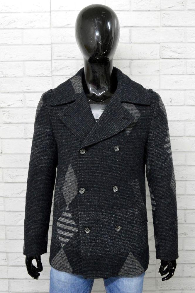 Mano Seconda Ebay Uomo Vestiti Cappotto tQrCshd