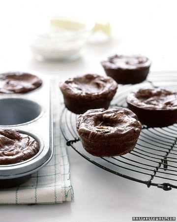 Chocolate Truffle Cakes