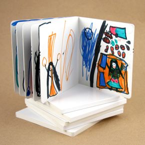 blank board books