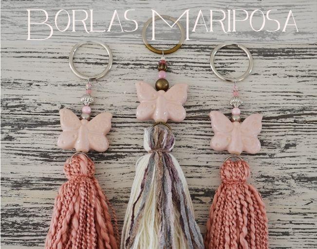 Borlas Mariposa