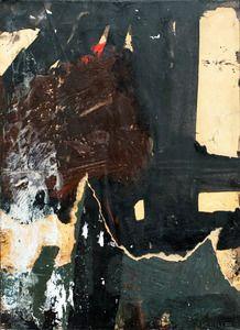 Franz Kline, Black, White, Brown on ArtStack #franz-kline #art